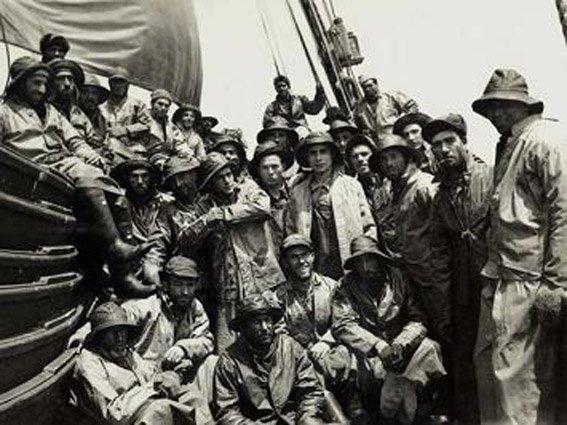 Pescadores de Bacalhau - Portugal