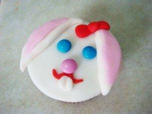 Cupcakes – Casal de coelhinhos