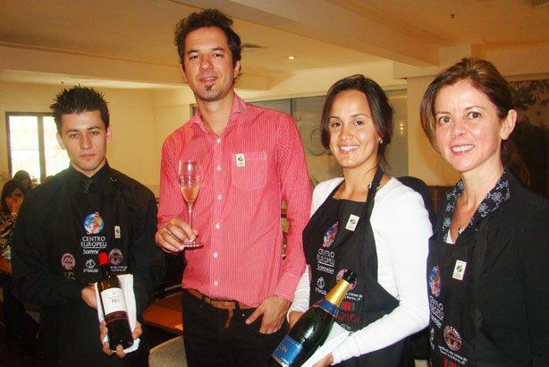 Ajuda especializada na hora de escolher o vinho