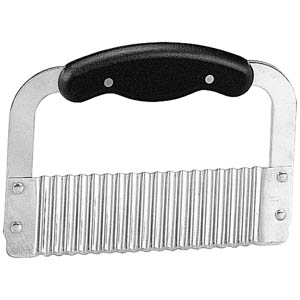 cortador ondulado