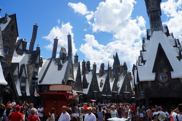 Harry - Hogsmeade