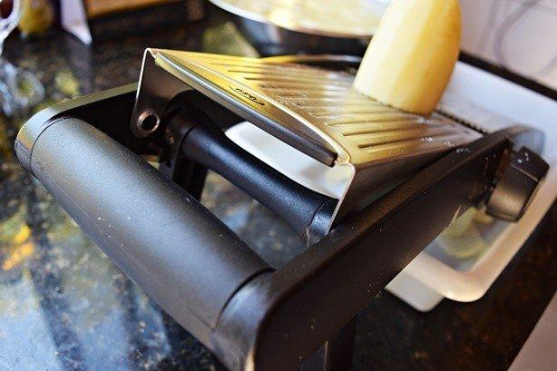 Mandolin -  Um equipamento fundamental em cozinha