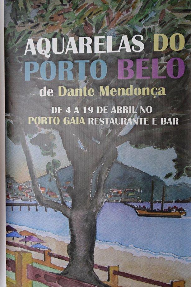 Aquarela Dante