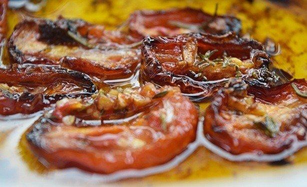 Tomate cereja confitado 1