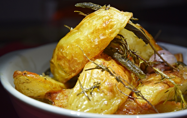 Batatas rústicas 2