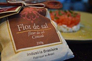 CIMSAL – Sim, nós temos Flor de Sal (e uma Salada Caprese)!