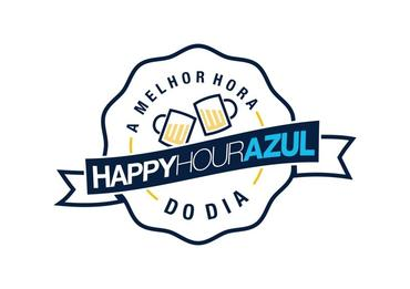 Happy Hour Azul