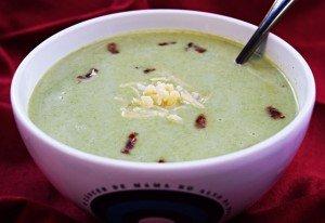 Sopa Creme de Espinafre e Batatas