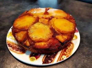 Bolo de Abacaxi (Gateau à l'anana) – Tereza Ratts
