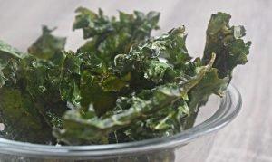 Chips de Couve Kale Frisada