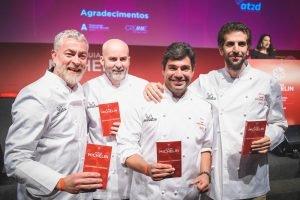 Restaurantes Brasileiros no Guia Michelin – 2018