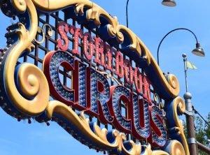 Storybook Circus e a Magia dos Doces da Disney