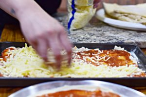 Uma Pizzada na Jardim Porto Belo