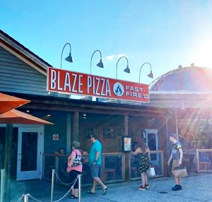 Blaze Pizza – Disney Springs Orlando – Juli Margoni