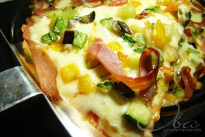 Dia da Pizza – Pizza Ratatouille