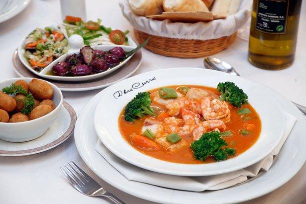 Sopa de Peixe Don Curro