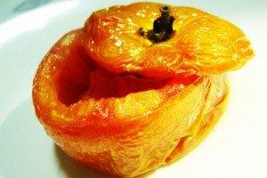 Tomate Recheado – Mise en place