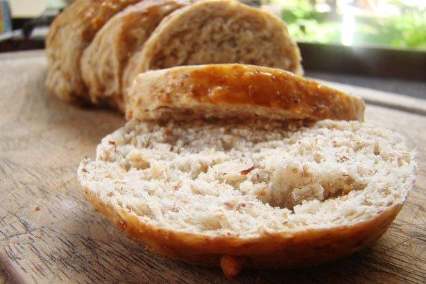 Pão multi-grãos
