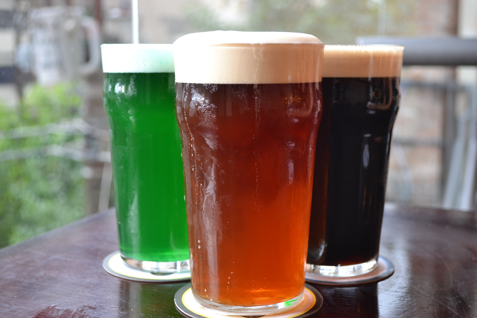 Cervejaria Nacional - cervejas st. patrick's