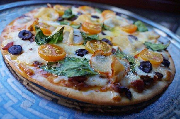 Pizza de Hadoque