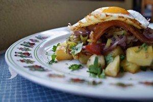 Batatas com Bacon – Bauernfruhstuck