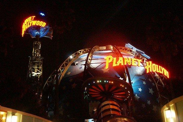 Downtown Planet Entrada