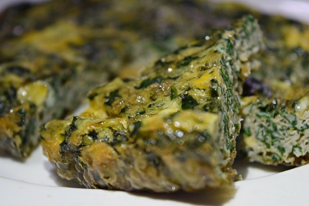 Eggah – Omelete Árabe