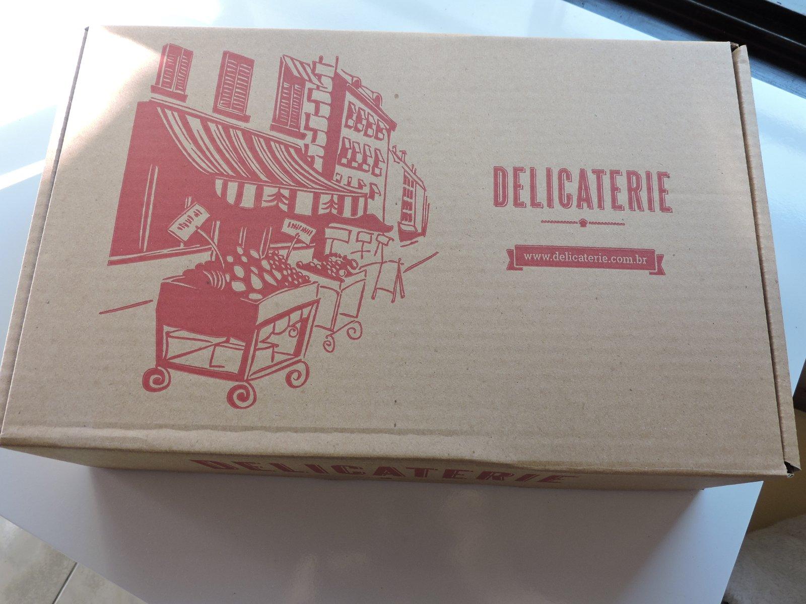 Delicadezas em uma caixa – Delicaterie