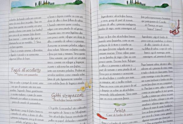 Livro Toscana 1