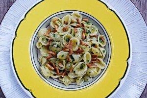 Gremolata – Orechiette com Gremolata e Avelãs- Tenha este coringa na cozinha
