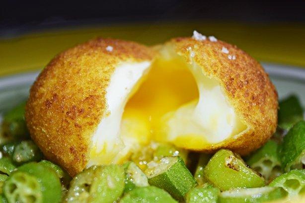 Surpreenda com Ovos Mollet