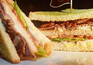 Um Club Sandwich diferente
