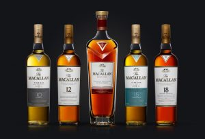 The Macallan cria drinque para relaxar
