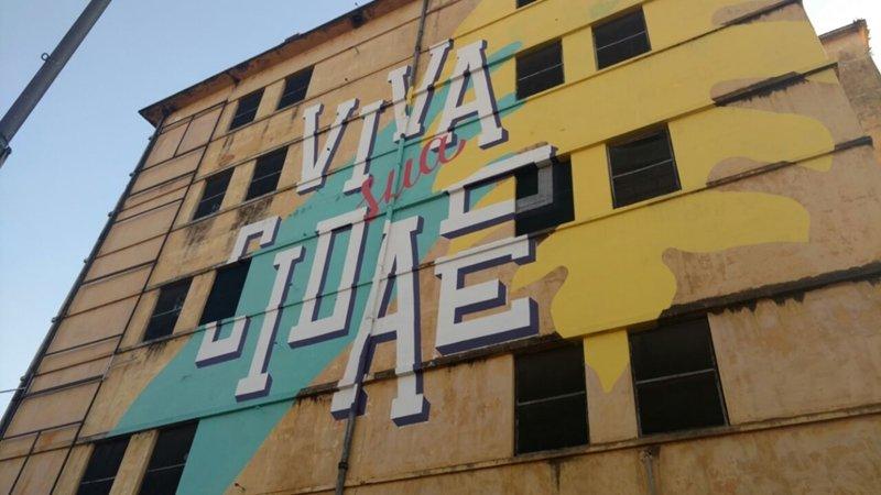 Festival de Criatividade Urbana – Curitiba – PR