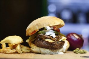 Ultimate Beer Burguer – Chef Guilherme de Rosso
