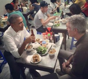 Valeu, Anthony Bourdain!