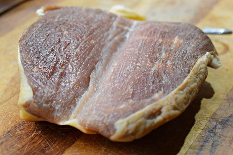 Carne-de-sol caseira