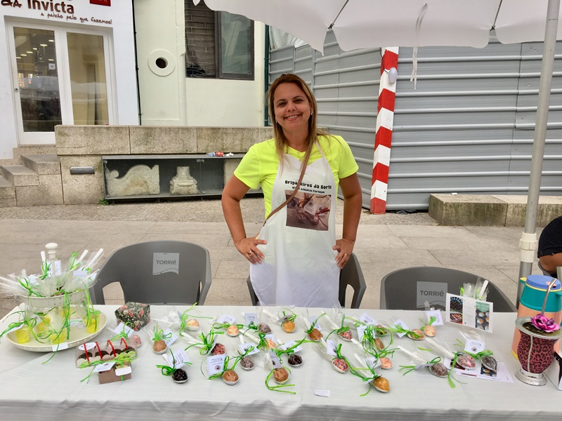 Festa Brasileira em Portugal – Pati Lazzaretti