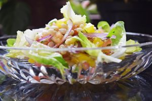 Salada de Feijão Manteiguinha de Santarém