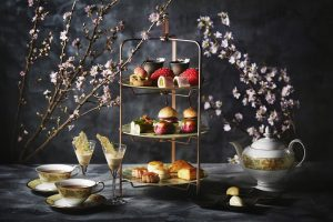 Shangri-La Tokyo usa a tradição das Sakuras para atividades no hotel