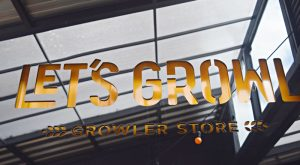 Let's Growl – Cervejas Artesanais e Growler Store