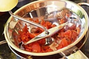 Passata de Tomate Caseira