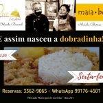 A parceria Maia Box-OBA Gastronomia virou Dobradinha